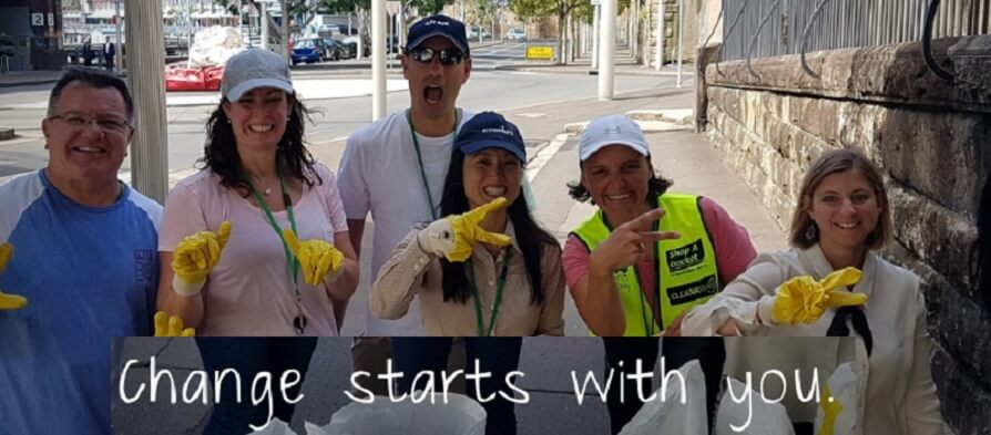 Clean-up Australia Day – Solo Resource Recovery