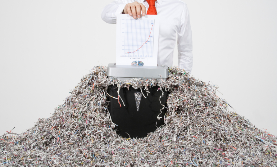 Benefits of Document Destruction