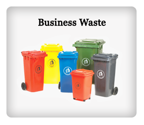 Five ways to reduce business waste