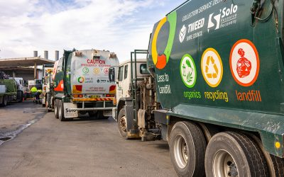 Council waste services that adhere to the National Waste Policy and work towards a Circular Economy